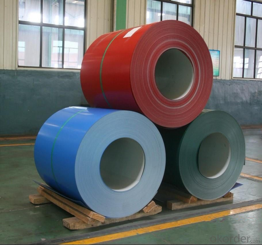 Color Coated Aluminum Coil for Roofing and Cladding System