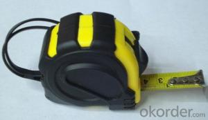 Steel Tape Measure Clear Circular Tape Measure Factory Directly