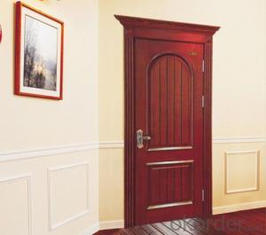 MDF door (YF-M23) Cheaper Price  Interior Door