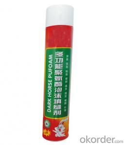 Best Spay PU Foam(Polyurethane Foam Adhesive)