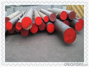 Hot Rolled Alloy Carbon Structural Steel Bars