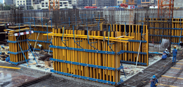 PJ200 of Cantilever Formwork System Used in Construction Building