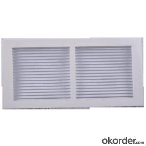 Air Grilles with Steel Frame Ceiling Diffusers Air Conditioner