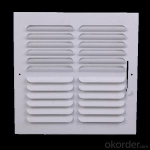 Linear Air Grilles Ceiling Diffusers Air Conditioner