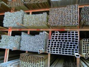 Hollow Section Steel Pipe Construction Steel Section