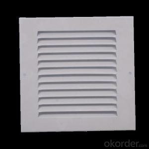 Rectangle Air Grilles Ceiling Diffusers for Air Conditioner use
