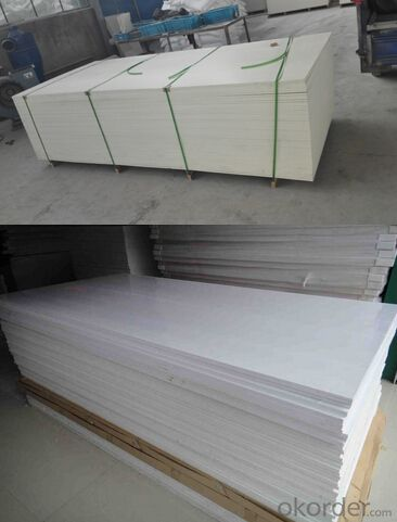 Easy Handling Plastic Formwork for House Making