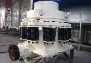 Spring Cone Crusher/Advanced Technology/Widely Used