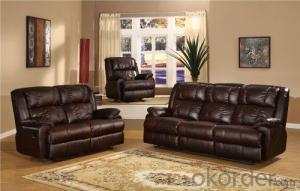 Recliner Sofa with Best Quality Natural Leather