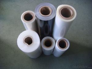 PE Plastic Floor Protection Film Stretch Film