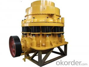 World Famous-Symons Cone Crusher-Hydraulic Clearing System