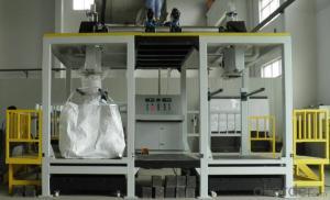 CNBM 1000 Ton Bitumen Packing Machine