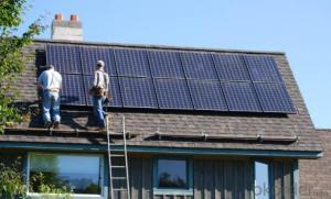 Off-Grid Solar Power System 1000W High Efficiency