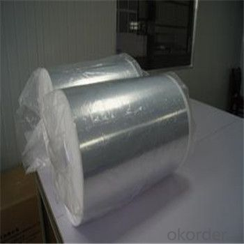 Cryogenic Insulation Paper Aluminum Foil Laminated  for LNG Cylinder