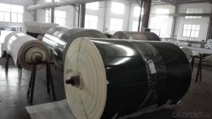 Anti Static Conveyor PVC Belt Food Standard PVC Conveyor Belt