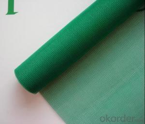 Fiberglass Screen Mesh Fly Insect Mesh Polyester Screen Mesh