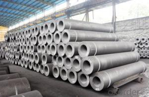 Graphite Electrode for EAF Furnace with High and Stable Quality