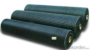 Fiberglass Geogrid Woven with Geotexitle