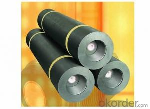 Made in China Graphite Electrode for EAF Furnace Stable Quality