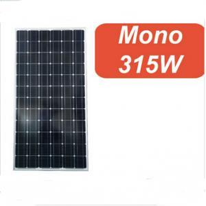 Monocrystalline 315W Solar Panel Solar Module