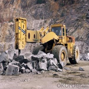 Trb680 Hydraulic Concrete Breaker to Mining Rock with High Efficiency