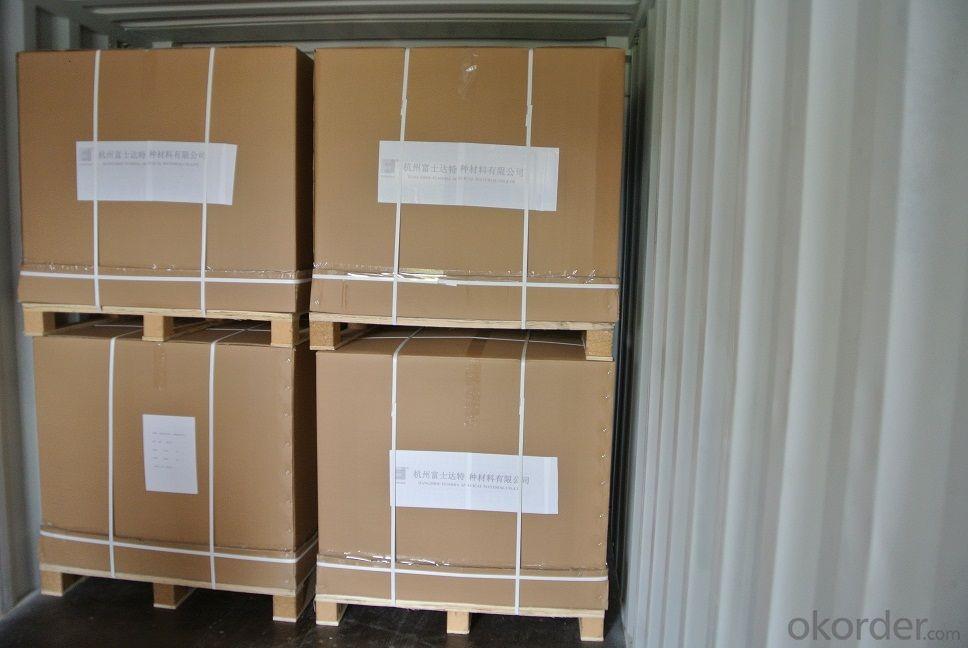 Insulation Paper for Liquid Oxygen Storage