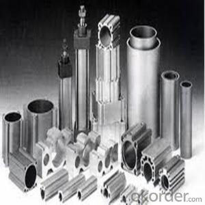 Aluminium Profile Extrusion Made In China.