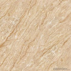Full Polished Glazed Porcelain Tile CMAX-TLES001