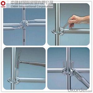 Professional Steel Formwork Scaffolding System best quality