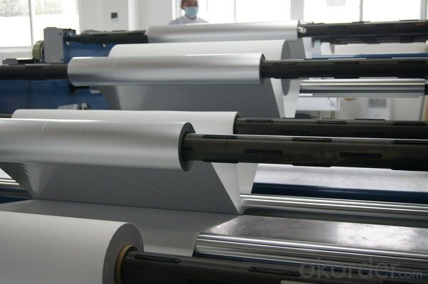 Cryogenic Insulation Paper with Aluminum Foil Surface