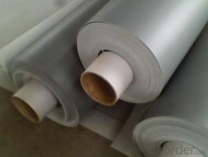 PVC Waterproofing Sheet in Polyester Reinforcement in 1.2mm