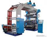 4 Colors High Speed Flexo Frinting Machine