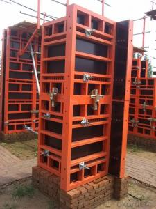 Steel Frame Formwork with Low Cost and Superior Quality for Slab