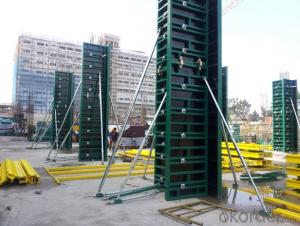 CONSTRUCTION FORMWORK SYSTEMS for Steel-Frame Formwork