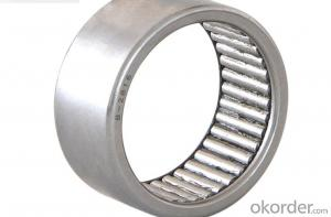 HK 1014 Drawn Cup Needle Roller Bearings HK Series 10X14X8 mm