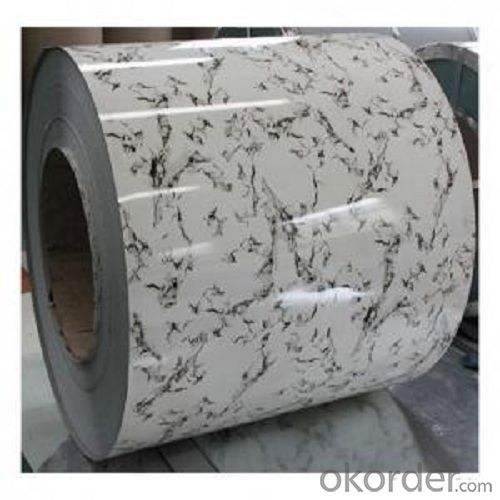 1050 1060 Decorative Color Coated Aluminum Alloy Coil