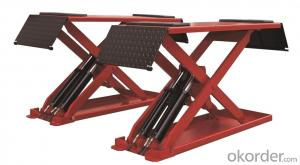 Auto Hydraulic Car Lift of Scissor Lift for Sale-Auto lift
