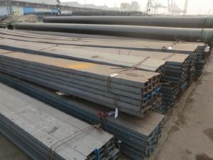 Hot Rolled Steel U-channel with many Standards