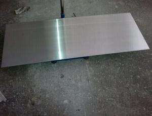 Magnesium Alloy Plate AZ31B with Low Price