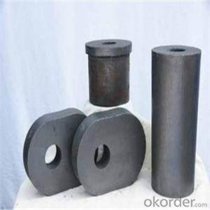 Ladle Nozzle Brick, Sliding Gate Nozzle for Steel Mill