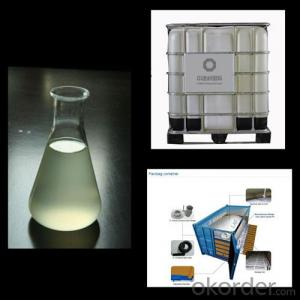 Polycarboxylate Superplasticizer Slump Retention High Range Water Reducer