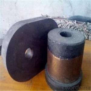 Zirconia Slide Gate Nozzle for Steel Industry