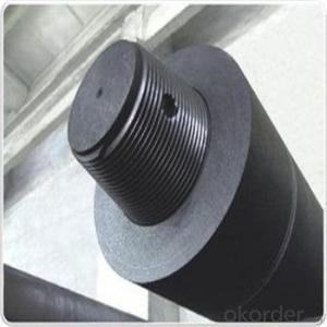 RP, HP and  UHP Type Graphite Electrode for Steel Mill