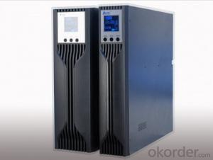 1KVA Rack / Tower Puresine Wave Online Extensible G-sensor LCD UPS 1