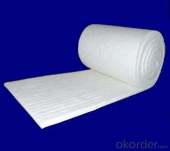 Ceramic Fiber Blanket for Industrial Oven Insulation