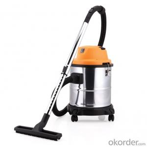 Wet and Dry Industrial Vacuum Cleaner Metal Barrel Car Vacuum Cleaner