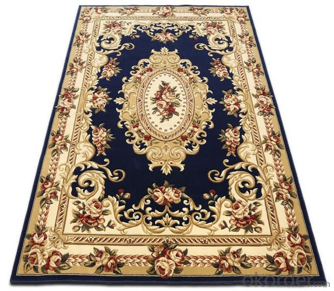 Different Designs Persian Rug Viscose Carpet
