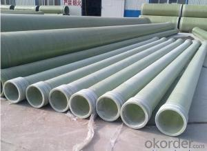 FIBER GLASS REINFORCED PLASTICS PIPE with Good Quality