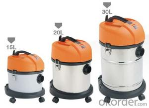 Wet and Dry Industrial Vacuum Cleaner Car Vacuum Cleaner