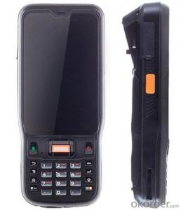 Rugged Handheld PDA Waterproof/Dustproof IP65 Devices